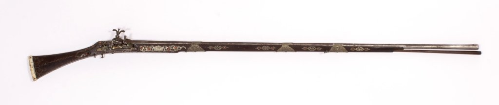 North African Miquelet Kabyle Long Gun, 19th c. - 2