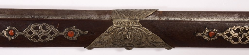 North African Miquelet Kabyle Long Gun, 19th c. - 4