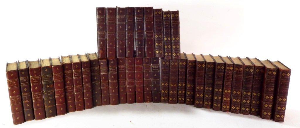 Mark Twains Works, Autograph Edition, & Bret Harte