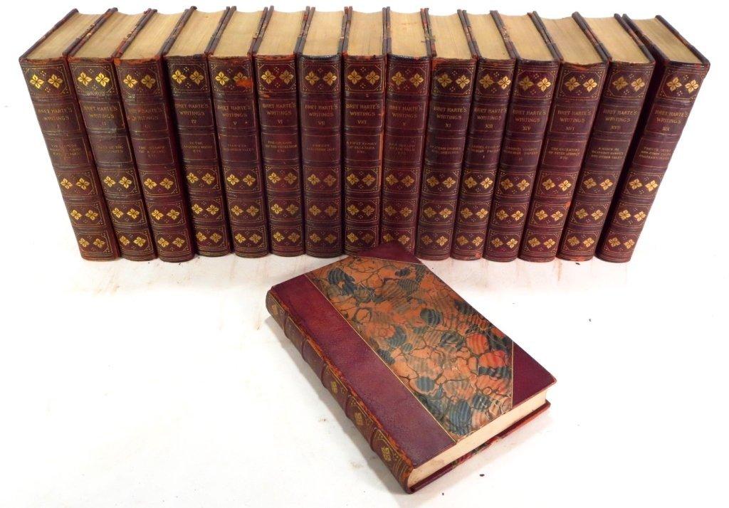 Mark Twains Works, Autograph Edition, & Bret Harte - 7