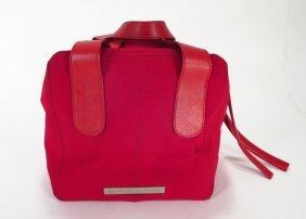 Gianfranco Ferre Bowling Handbag