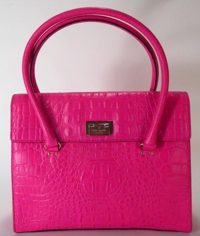 Hot Pink Kate Spade Satchel