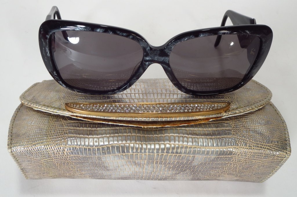 Judith Leiber Sunglasses and Wallets - 4