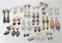 Costume Jewelry Earrings  Shells