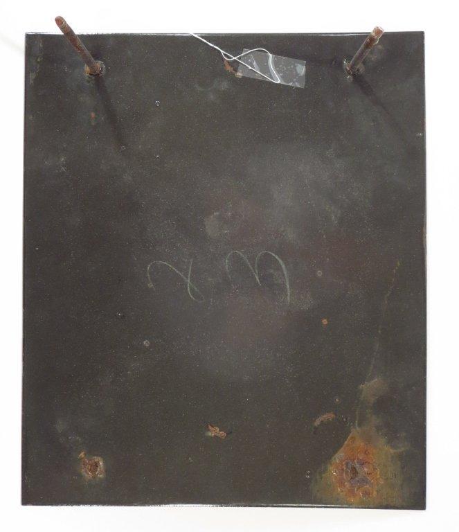 Attrib. Keith Haring Bowery Sign w/ Graffiti 20th C. - 7