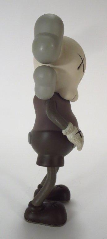 Kaws, Plastic Figure Signed KAWS 1999 - 2