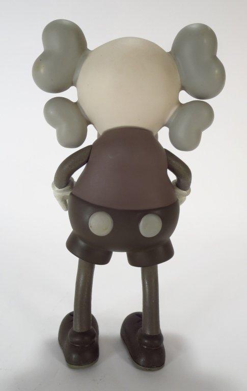 Kaws, Plastic Figure Signed KAWS 1999 - 3