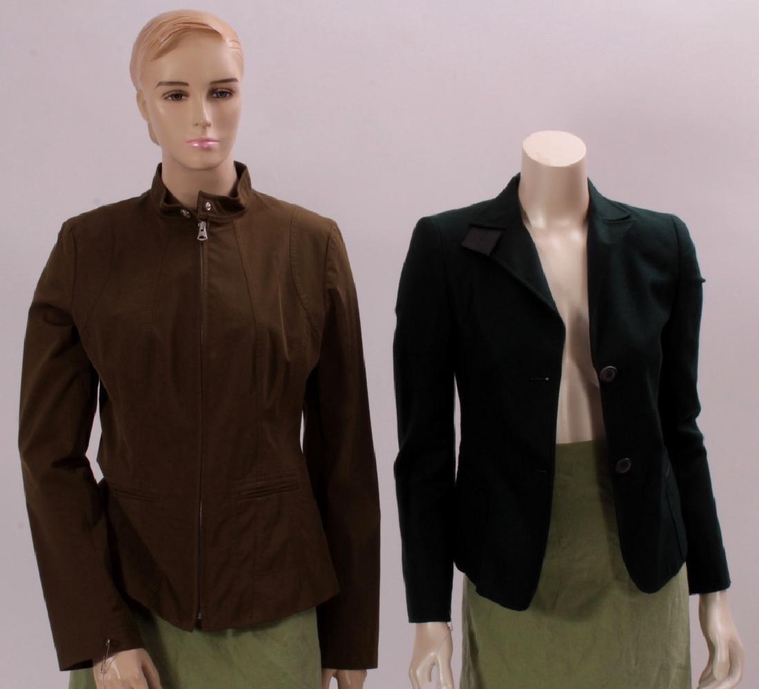 Akris & Escada Jackets