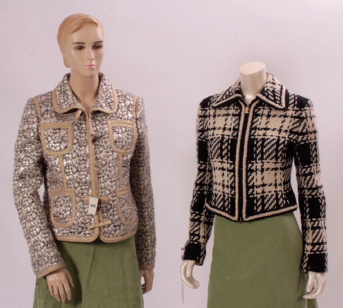 Celine & Moschino Jackets