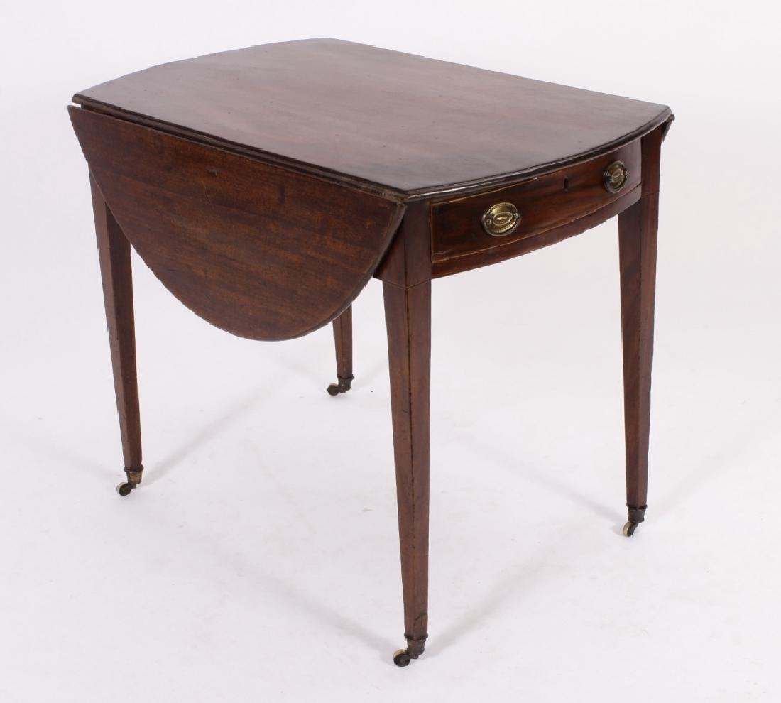 George III Pembroke Table, Late 18th C.