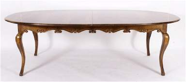 Don Ruseau French Provincial Dining Table