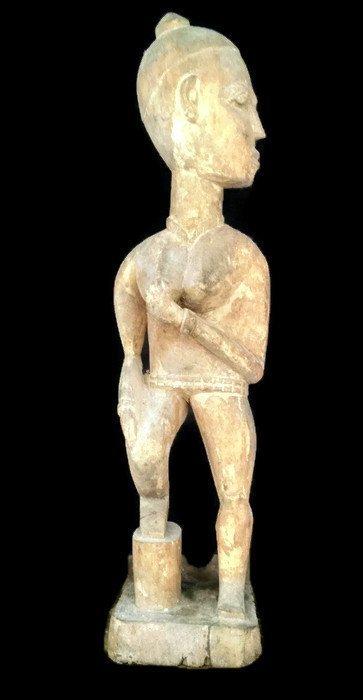 African Tribal Art Congo Fertility Goddess