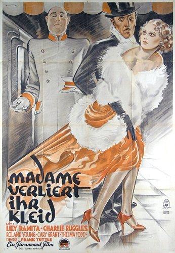 4: ORIGINAL FILM PLAKAT Boris Streimann 1932