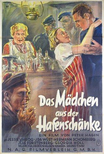 15: ALTES FILM PLAKAT 1936 Geffers