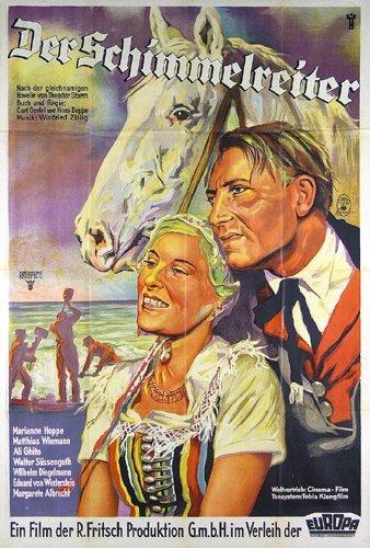 19: Original Film Plakat 1937 Schimmelreiter
