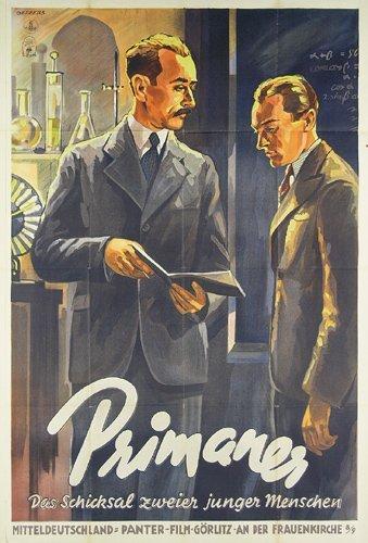 22: Original Film Plakat 1934 PRIMANER