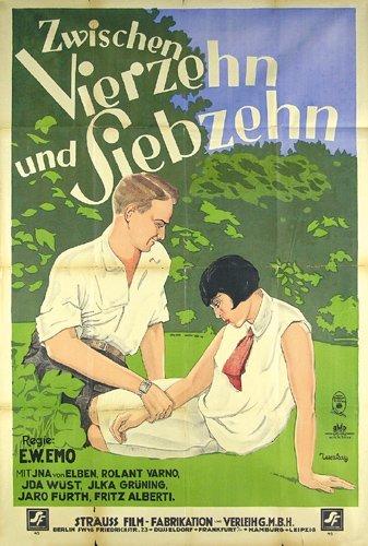 24: Original Film Plakat ZWISCHEN 14 UND 17
