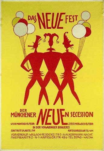 19: Altes Plakat 1928 ORIGINAL