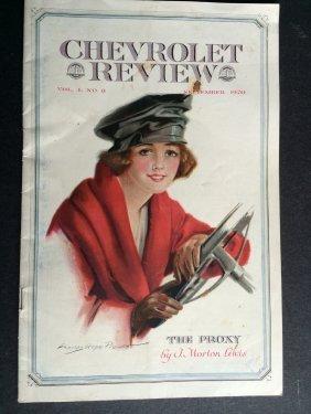 Chevrolet Booklet
