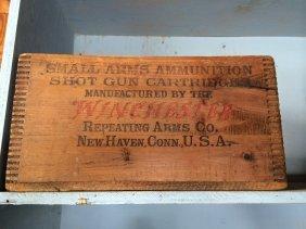 Winchester Cartridges Box