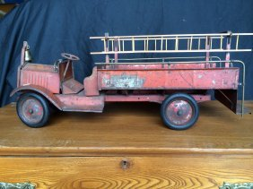 Keystone Fire Truck