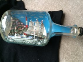 Ships In Bottle