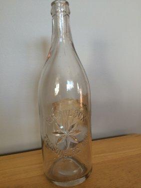 Wilcox Soda Bottle