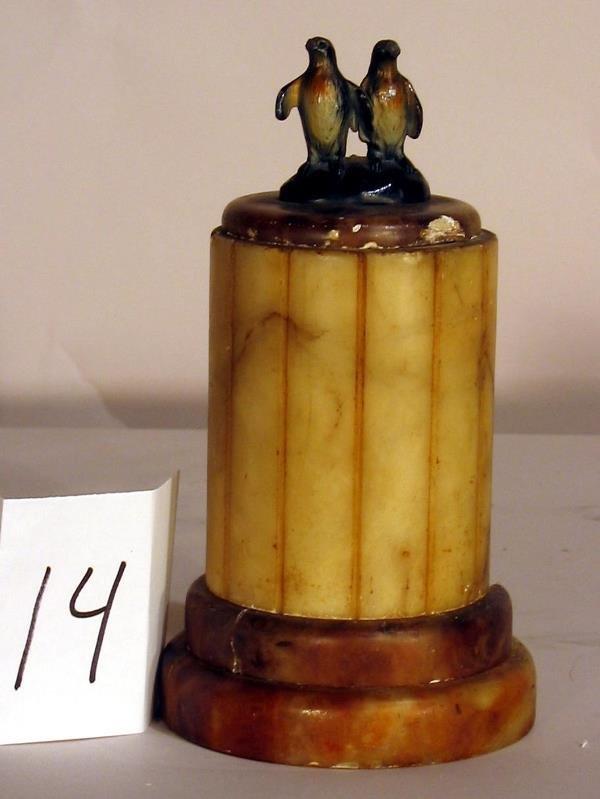 14: MARBLE CIGARETTE HOLDER