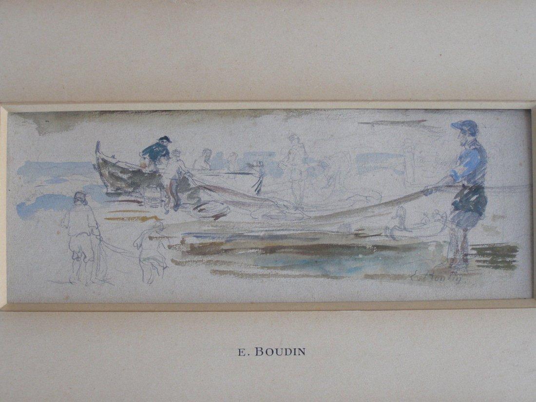 Eugene Louis Boudin  (French, 1824-1898)