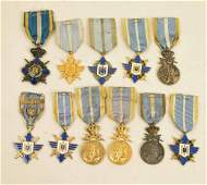 Romanian Orders and Decorations, Most Specifically for