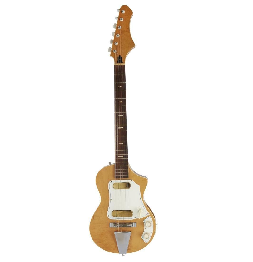 Guyatone LG-50H Electric Guitar, c. 1950