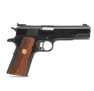 "Colt Model 1911 ""Gold Cup"" .45 Semi-Automatic Pistol"