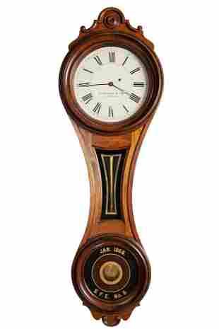E. Howard Figure 8 Model No 7 Clock