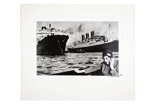 "Jacques Henri Lartigue (1894-1986) Photograph ""Bibi In"