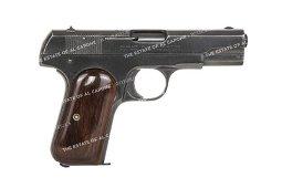 Al Capone's Colt Semi-Automatic Pistol