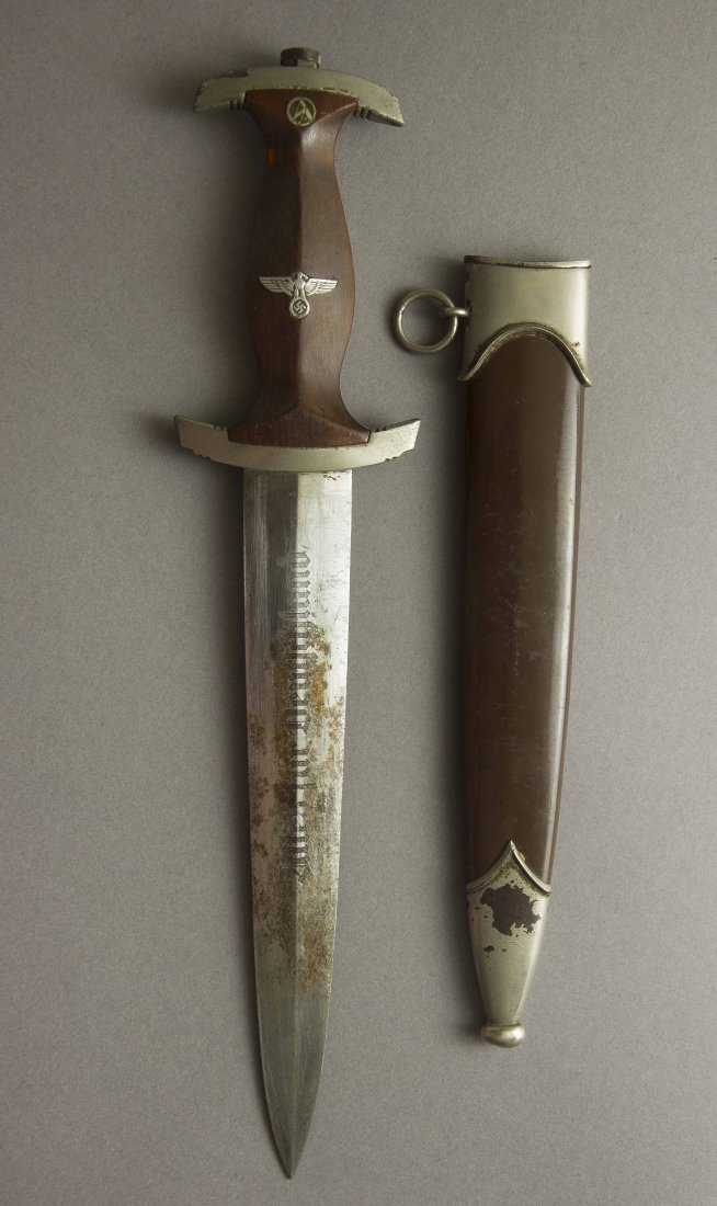 """German WWII Storm Troopers or """"BrownShirt""""Dagger"""