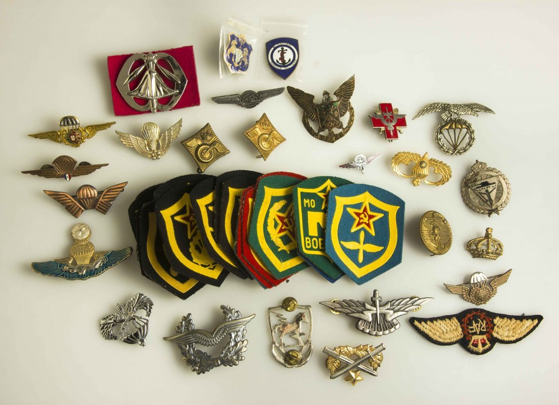 European Badges and Insignia of Various Periods