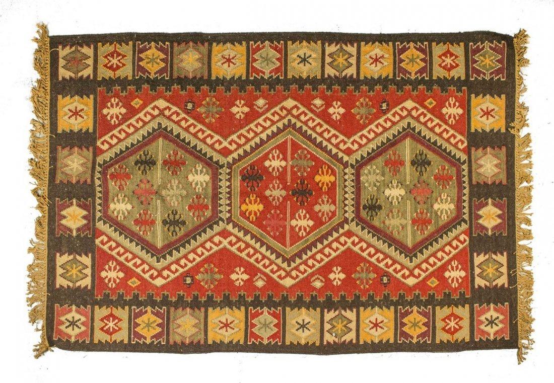 Oriental Rug From The Caucasus