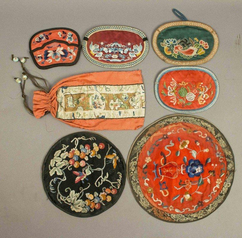 Assorted Asian Needlework