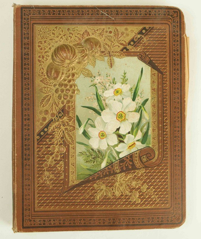 Early 20th Century Scrapbook