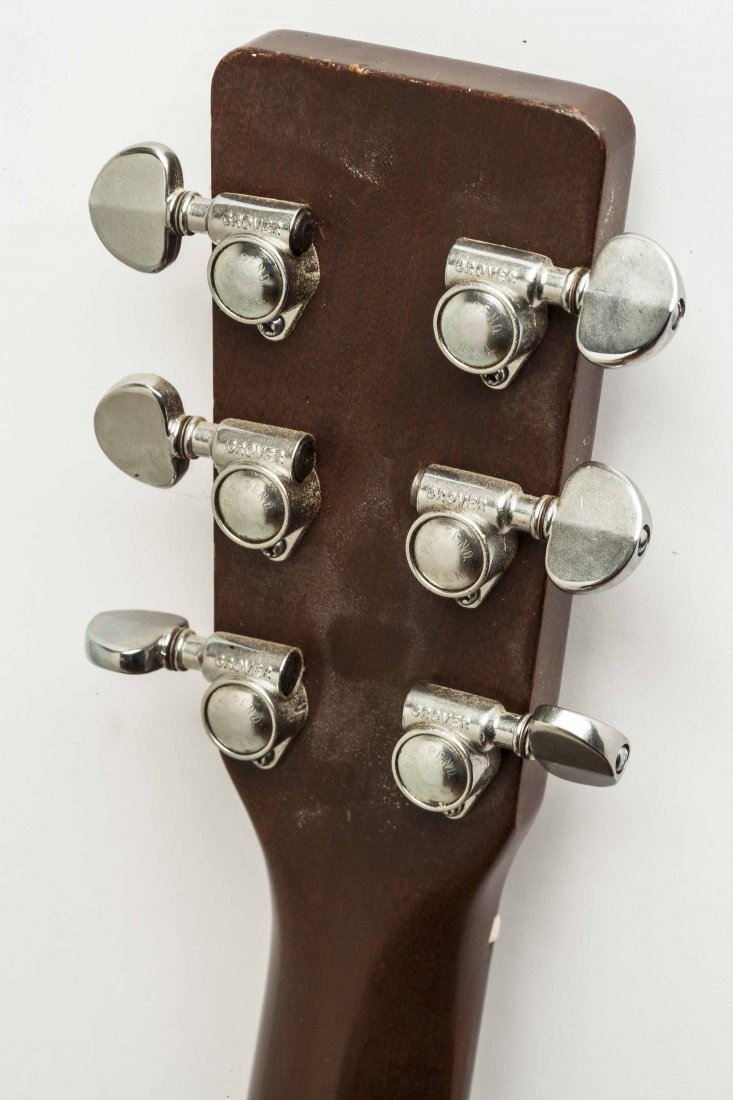 1970 American Guitar, C.F. Martin & Co. - 10