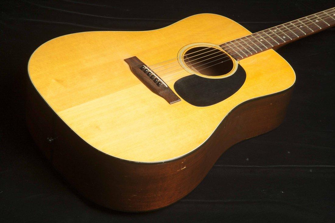 1970 American Guitar, C.F. Martin & Co.