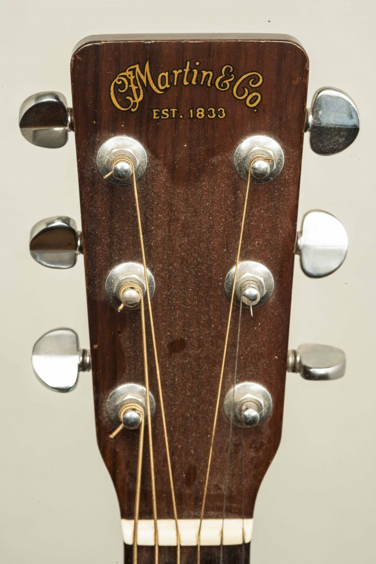 1970 American Guitar, C.F. Martin & Co. - 8