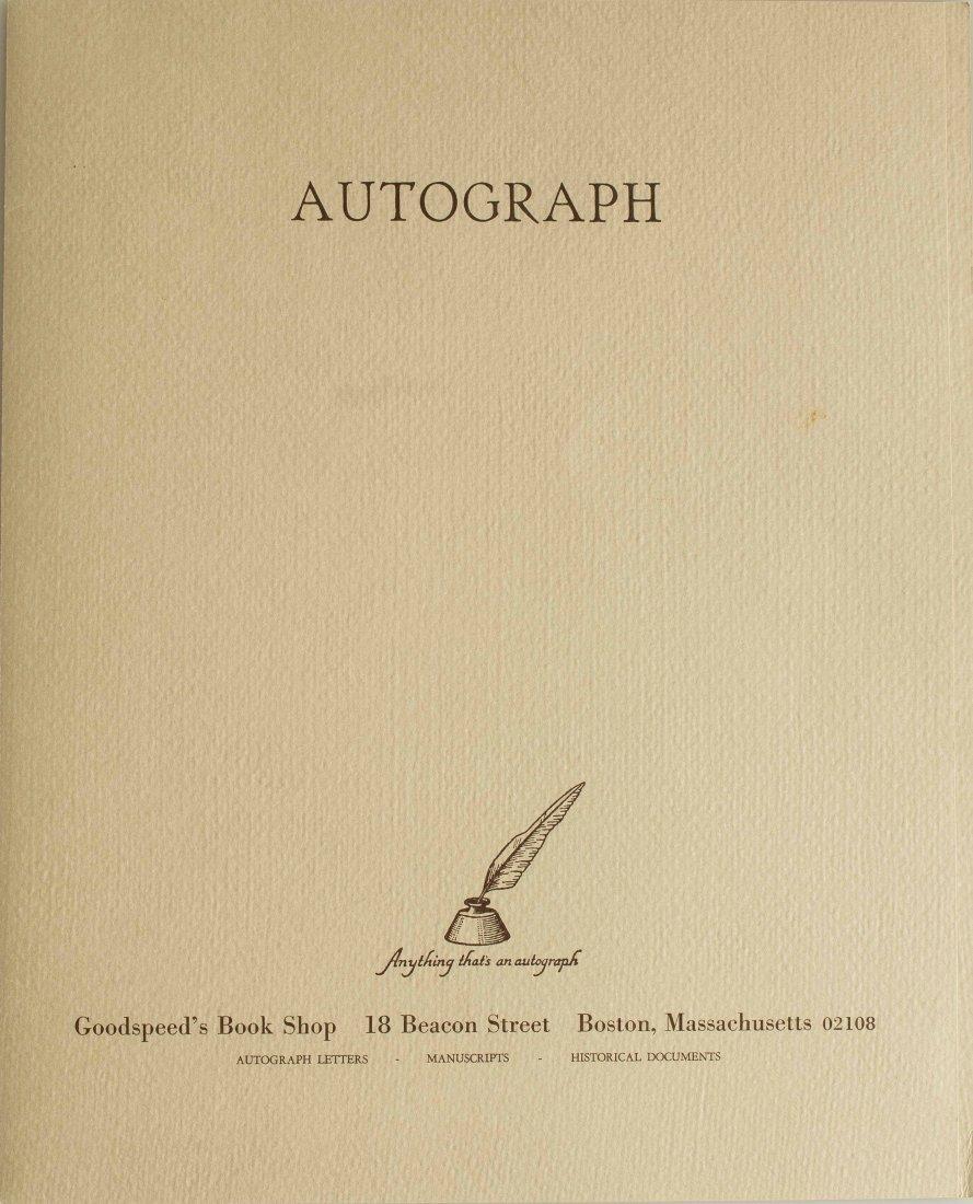 Napoleon I (1769-1821) Signed Letter - 8