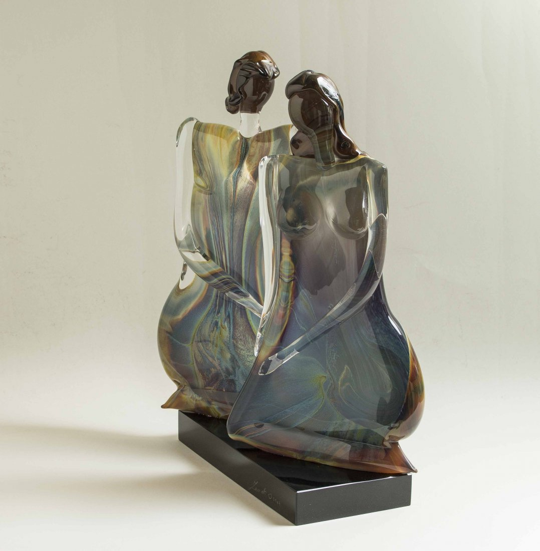 Oscar Zanetti (b. 1961) Murano Glass Sculpture - 6
