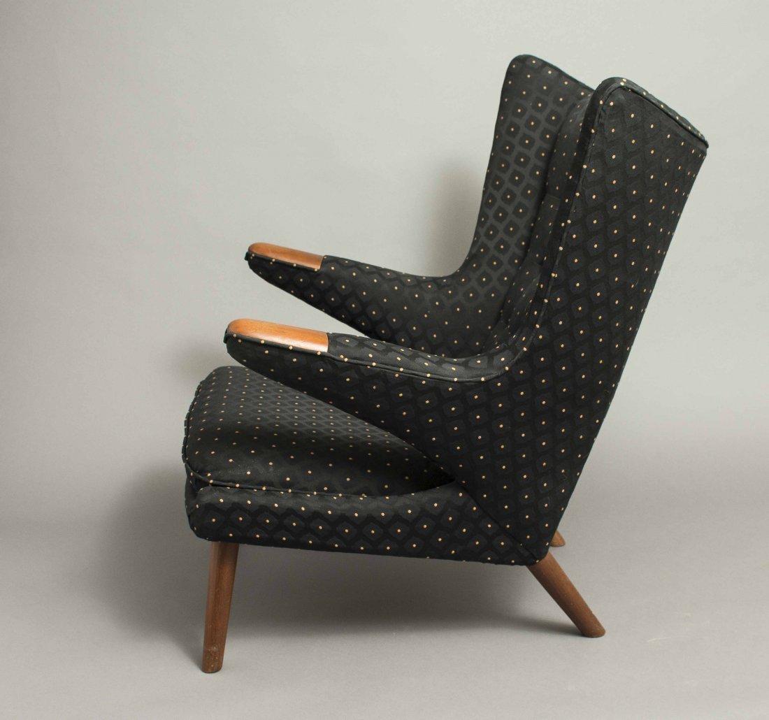 Hans Wegner Papa Bear Chair - 5