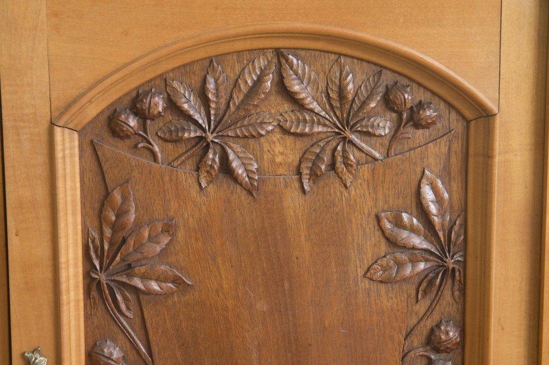 5-Piece Art Nouveau Office Suite - 7