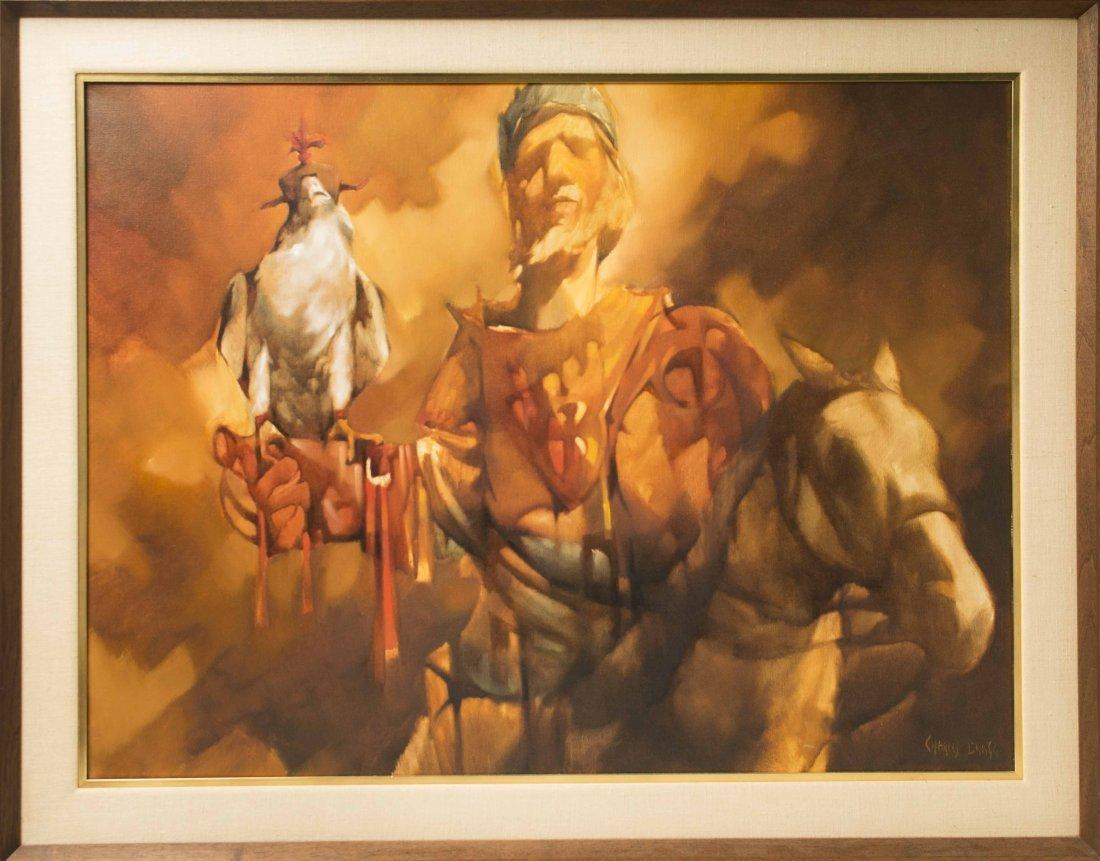 Charles Bragg (b. 1931) Painting - 2