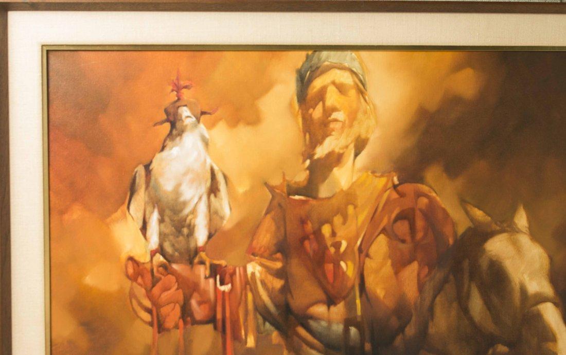 Charles Bragg (b. 1931) Painting - 3