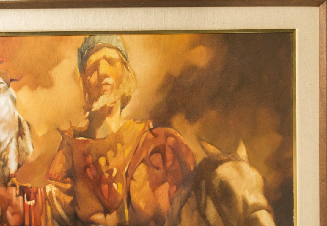 Charles Bragg (b. 1931) Painting - 4